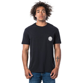 Rip Curl Original Wetty T-shirt avec poche de poitrine Homme, black